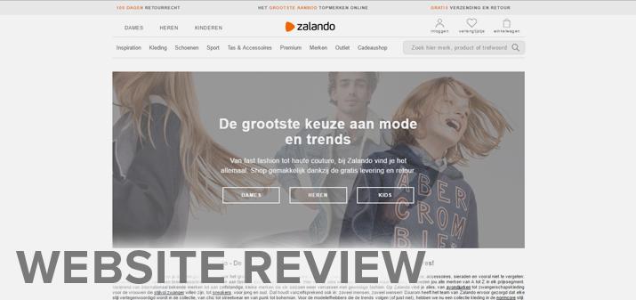 website-review zalando